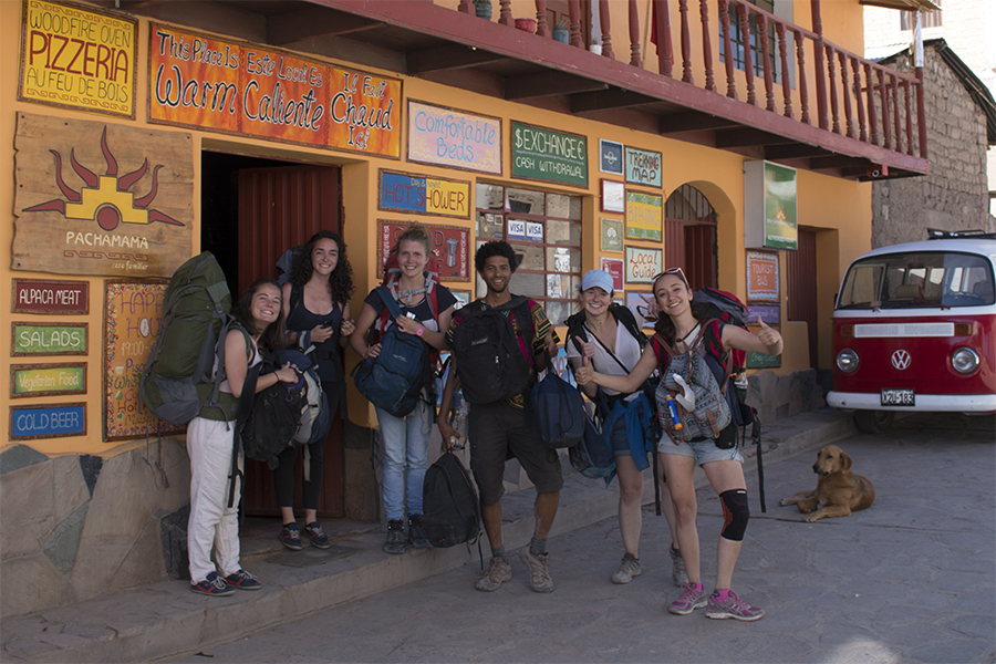 Good Reviews Pachamama Hostel