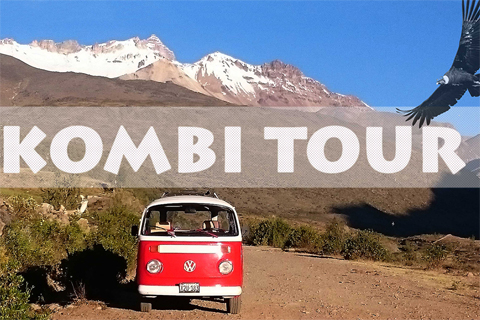 kombi tour colca canyon