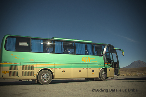 Bus To Puno from Colca Canyon